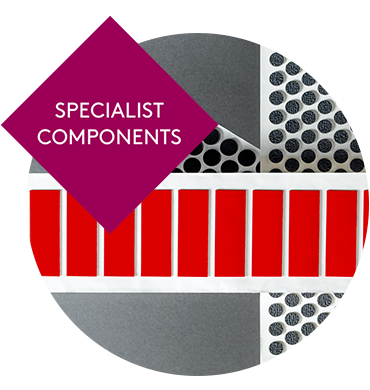 Specialist components - tapes